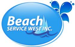 Beach Services West Logo