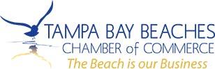 Tampa Bay Beaches Logo